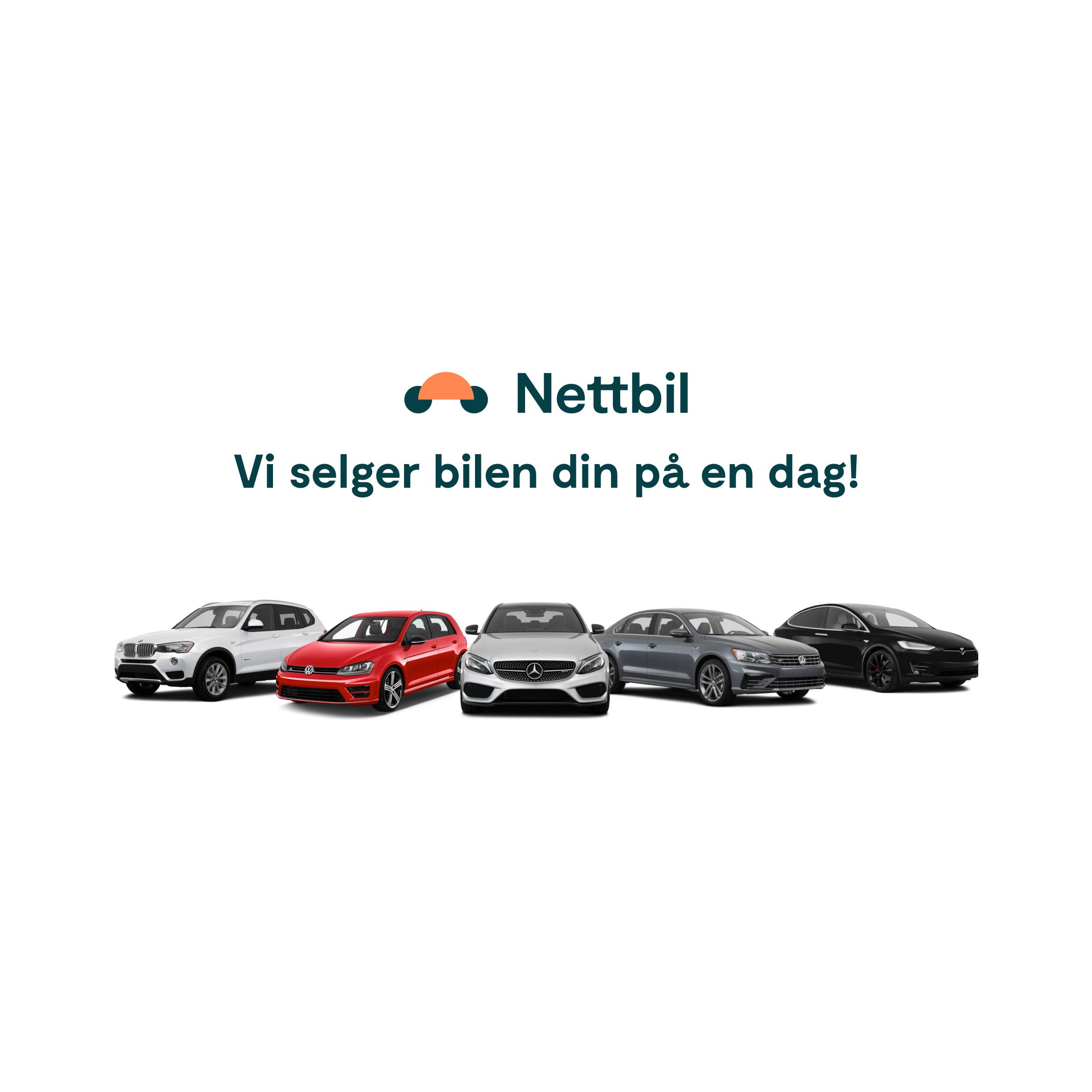665013e2 Nettbil.no: Selg bilen på nett - Få tilbud fra bilforhandlere